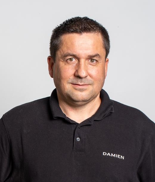 Damien Pentecôte
